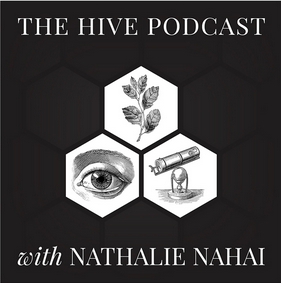 Podcast production: The Hive Podcast by Nathalie Nahai